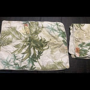 Tommy Bahama Bedding - Standard size tommy Bahama tropical pillowcase